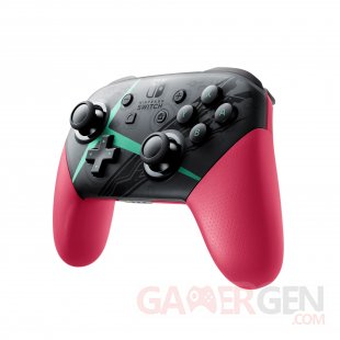 Xenoblade Chronicles 2 Pro Controller Switch images (1)