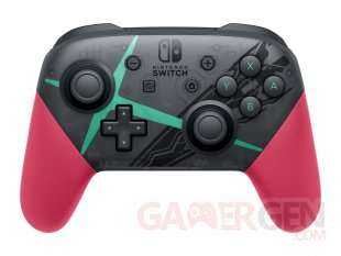 Xenoblade Chronicles 2 Pro Controller Switch images (2)