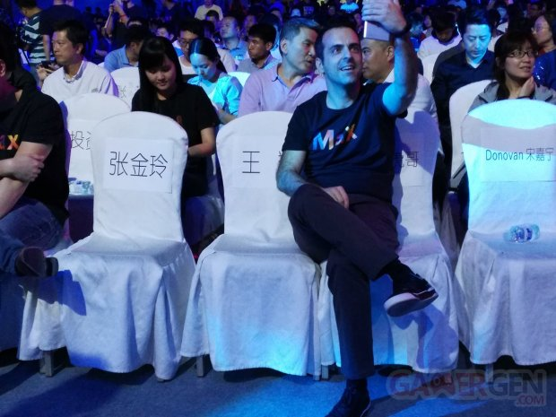 Xiaomi conference Hugo Barra Mi max