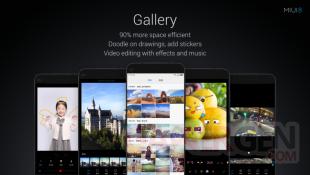 Xiaomi conference MIUI 8 gallerie