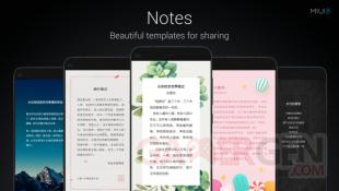 Xiaomi conference MIUI 8 notes