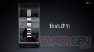 Xiaomi conference MIUI 8 screenshot