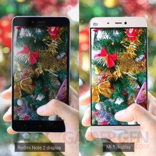 Xiaomi Mi 5 ecran 2