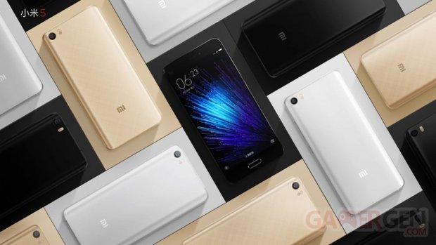 Xiaomi Mi 5 mosaic