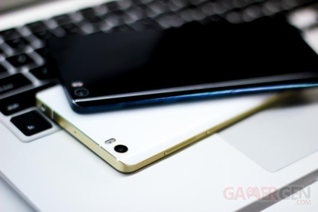 Xiaomi Mi Note Pro Black White
