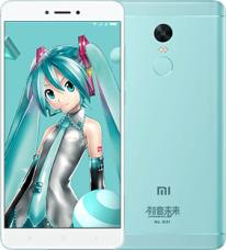 Xiaomi Redmi Note 4 X Hatsune Miku special