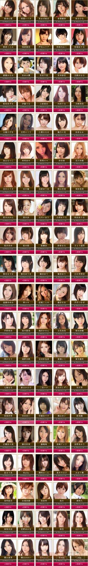 Yakuza casting filles