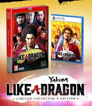 Yakuza Like A Dragon Special Limited Edition PS5 Pix'n Love Image (2)
