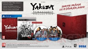 Yakuza Remastered Collection Day One