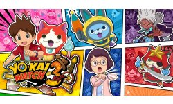 Yo kai Watch 3 head