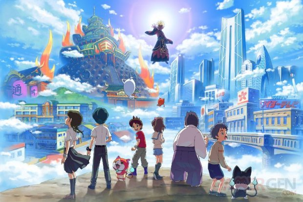 Yo kai Watch 4 01 14 09 2019