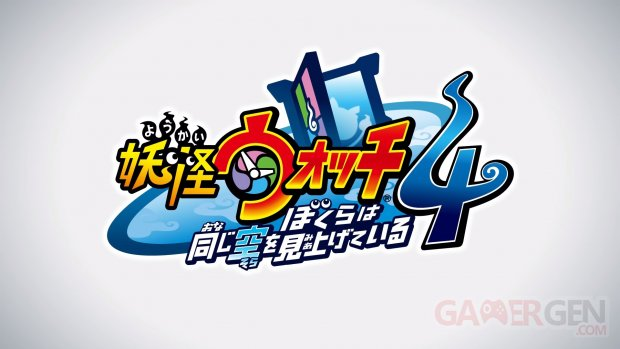 Yo kai Watch 4 logo 14 03 2019