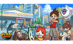 Yo Kai Watch Europe Occident