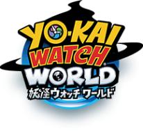 Yo kai Watch World logo 27 06 2018