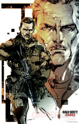 Yoji Shinkawa Call Of Duty (2)