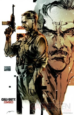 Yoji Shinkawa Call Of Duty (4)
