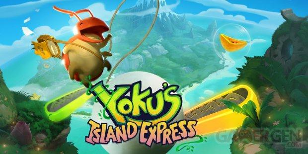 Yoku's Island Express head