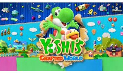 Yoshi's Crafted World test impressions verdict note plus moins image