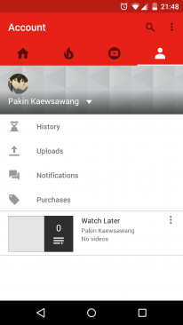 youtube application android screenshot androidpolice  (2)