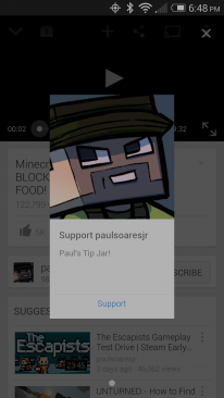 youtube dons application android  (1)