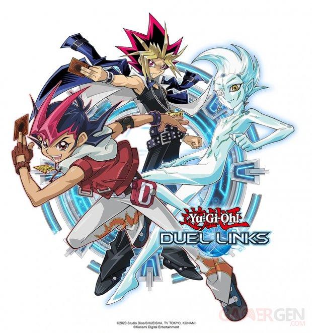 Yu Gi Oh Duel Links Zexal 01 25 09 2020