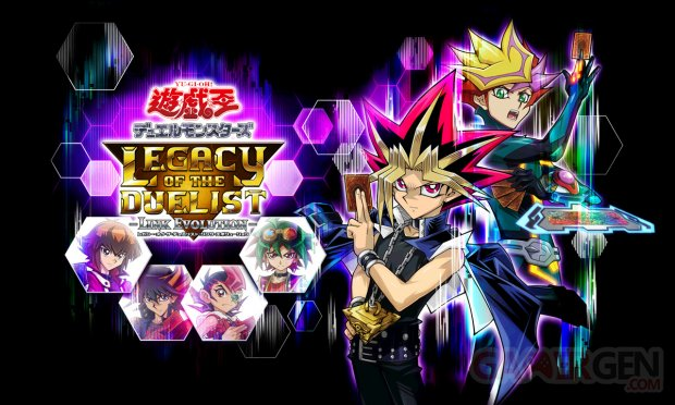 Yu Gi Oh Legacy of the Duelist Evolution Link 20 03 2019 screenshot (11)