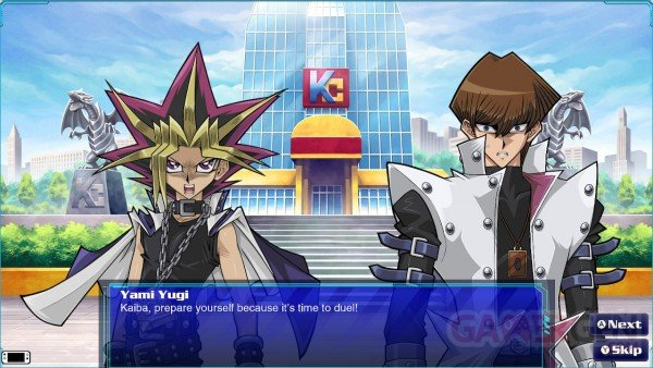 Yu Gi Oh Link Evolution Legacy of the Duelist head