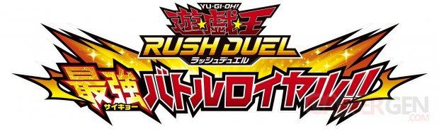Yu Gi Oh Rush Duel Saikyo Battle Royale logo 21 04 2021