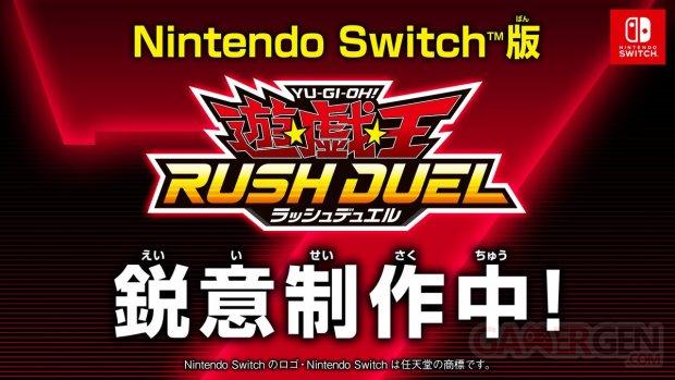 Yu Gi Oh Rush Duel Switch 20 12 2020