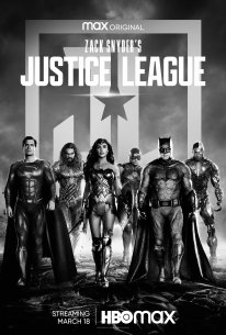 Zack Snyder's Justice League Affiche Poster