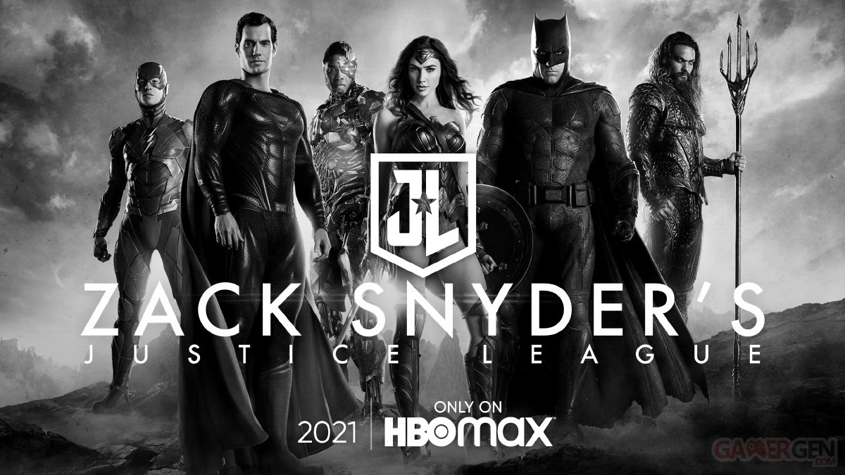 Le Snyder Cut sera visible sur HBO Max — Justice League