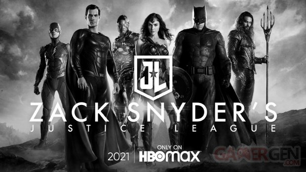 Zack Snyder's Justice League HBO Max Snyder Cut