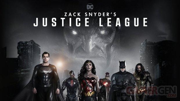 Zack Snyder's Justice League head