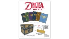 Zelda Coffret collector Guides 3