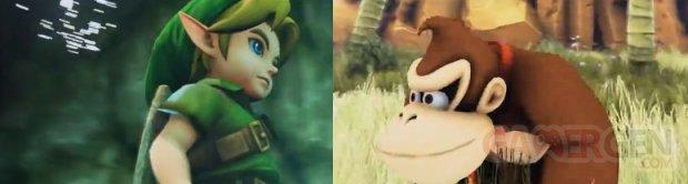 Zelda Ocarina of Time Donkey Kong 64 Unreal Engine 4 (3)