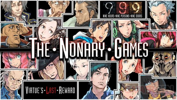 Zero Escape The Nonary Games 31 10 2016 art