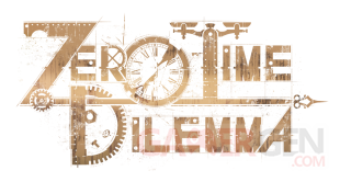 Zero Time Dilemma 30 10 2015 logo